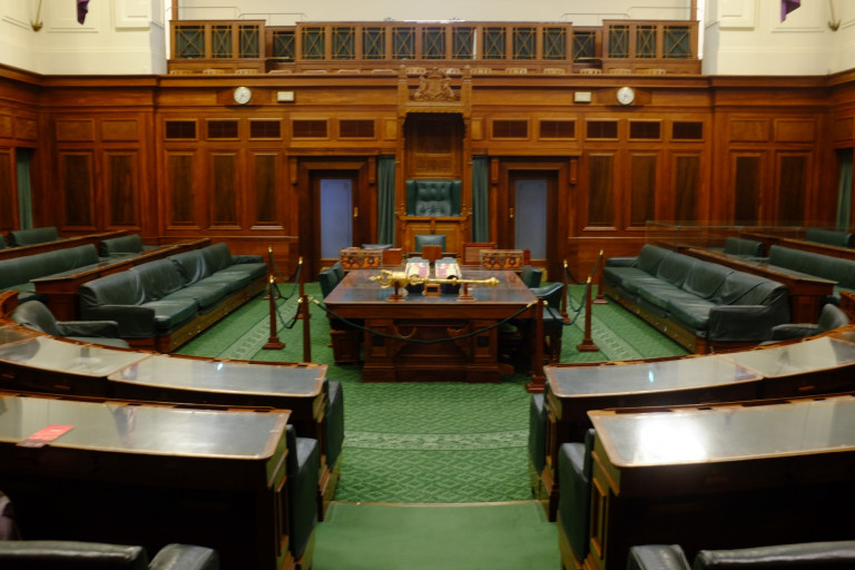 house of representatives, old parliament house