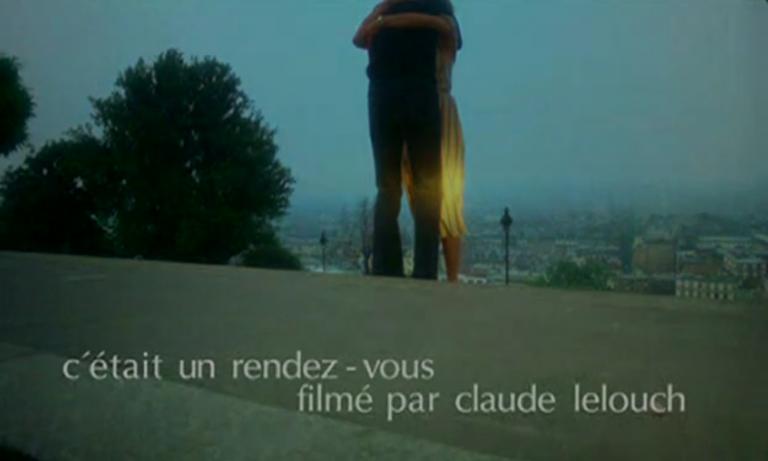 closing credit for C'était un rendez vous