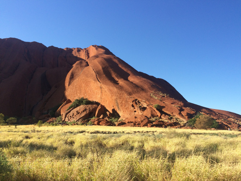 Photographs from our trip to Uluru in April 2017.